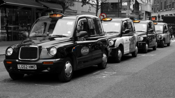 TAXI LONDRES