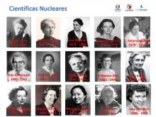 Women Nuclear Scientists