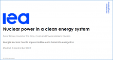 Nuclear Power in a Clean Energy System